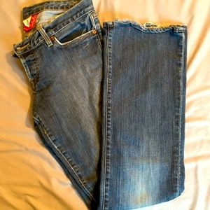 Size 8 Lucky Brand Jeans